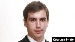 Диме Спасов - Претседател на Унија на млади сили на ВМРО - ДПМНЕ