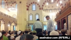 Eid al-Fitr baýramçylygynda, Aşgabat