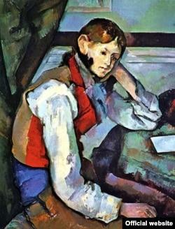 O celebră pînză de Cezanne din colecția Bührle