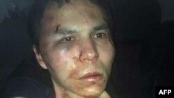 Гражданин Узбекистана Абдулкадыр Машарипов, главный подозреваемый в совершении террористической атаки на стамбульский ночной клуб Reina.