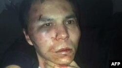 Principalul suspect pentru atac într-o fotografie a Poliției turce