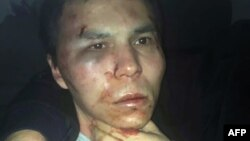 Абдулкадыр Машарипов, подозреваемый всовершении теракта вСтамбуле вновогоднюю ночь.