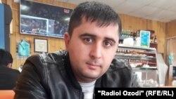 Сайёд Саидходжаев был похоронен 17 апреля