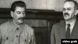 Сталін і Молатаў