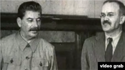 Сталин и Молотов