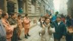 Sarajevo uoči izbijanja rata, proljeće 1992. godine