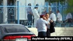 Актау полиция идораси