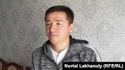 Этнический казах из Китая Тынысбек Абилхан. Село Узынагаш, Алматинская область. 20 апреля 2020 года.