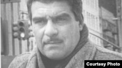 Сяргей Даўлатаў у Нью-Ёрку ў 1980 годзе (фота Ніны Алаверт)