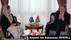 პაკისტანის საგარეო საქმეთა მინისტრის ჰინა რაბანი ხარის ვიზიტი ავღანეთში