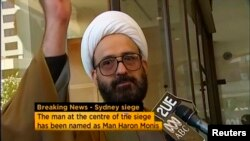 A self-styled Muslim cleric, Man Haron Monis was an Iranian granted political asylum in Australia in 1996.