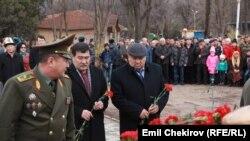 Генерал Абдыгул Чотбаев ортодо. 2015-жыл