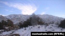 زیارت د بلوچستان یوه ښکلې پښتني سیمه