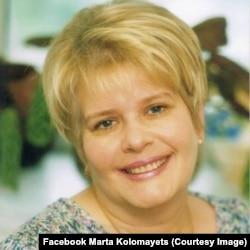 Марта Коломиєць, директорка Програми імені Фулбрайта в Україні
