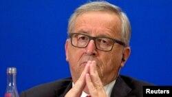 Глава Еврокомиссии Жан-Клод-Юнкер