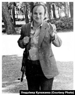 Незавершаная камандзіроўка Генадзя Кулажанкі