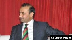 په هند کې افغان سفير شيدا محمد ابدالي