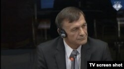 Rajiko Banduka u sudnici