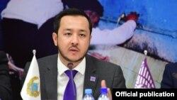 Азамат Шамбилов, региональный директор представительства Penal Reform International («Международная тюремная реформа») в Центральной Азии.