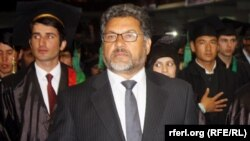فاروق وردک مشاور رئیس جمهور افغانستان
