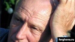 Uzbekistan - Sergey Yejkov, journalist, editor of Uzmetronom.com, undated