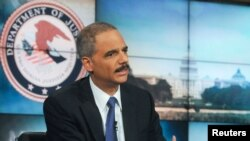 U.S. Attorney-General Eric Holder (file photo)