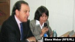 Гидо Херц, посол Германии в Казахстане. Караганда, 23 февраля 2012 года.