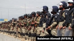 Afghan security forces' role will increase as NATO troops hand over responsibility for security in seven areas ahead of the planned end of U.S.-led combat operations in 2014.