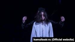 """""""Миркәй белән Айсылу"""" спектакле"""
