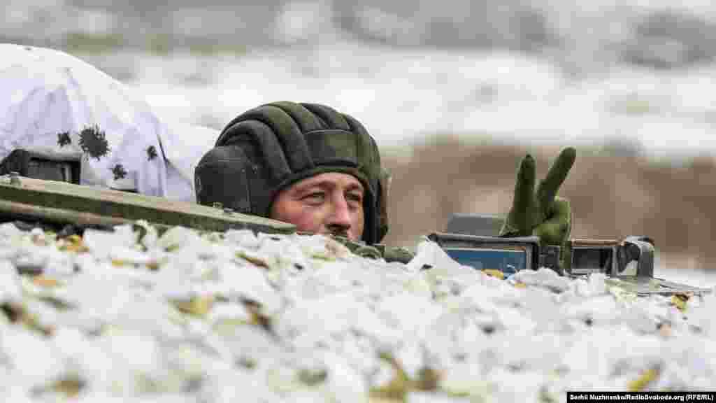 За словами президента Петра Порошенка, під час навчань військові показали високу дисципліну та майстерність, було продемонстровано високий бойовий вишкіл нової української армії