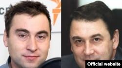 Максим Гликин и Андрей Нечаев