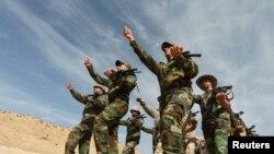 د عراق پوځ ویلي چې د جنوب له لوري یې پرمختګ کړی دی.
