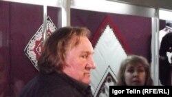 Ժերար Դեպարդյեն Սարանսկում, 2013թ.