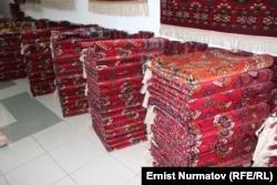 Знаменитые туркменские ковры