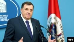 Presidenti i Republikës Serbe të Bosnjës, Milorad Dodik