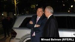 """""""Nema nikakvih naznaka nekog nasilja ili bilo čega sličnog"""", ustvrdio je Dodik"""
