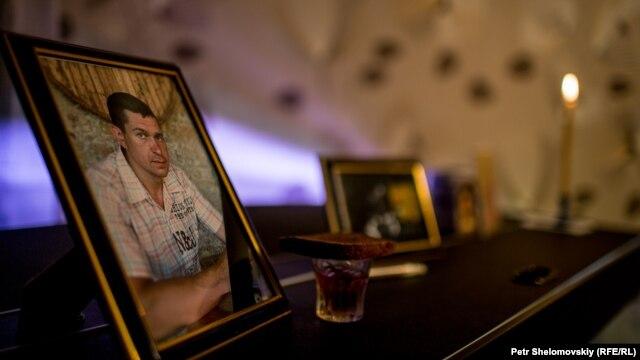 Konstantin Momot was assumed killed in the blast.