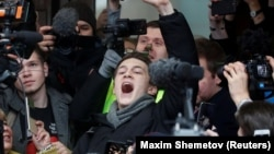 Little did student and political blogger Yegor Zhukov know the day he left that courthouse in December would represent a high point in his career as a Kremlin critic.
