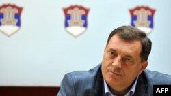 Kryetari i Republikës Serbe të Bosnjës, Millorad Dodik.