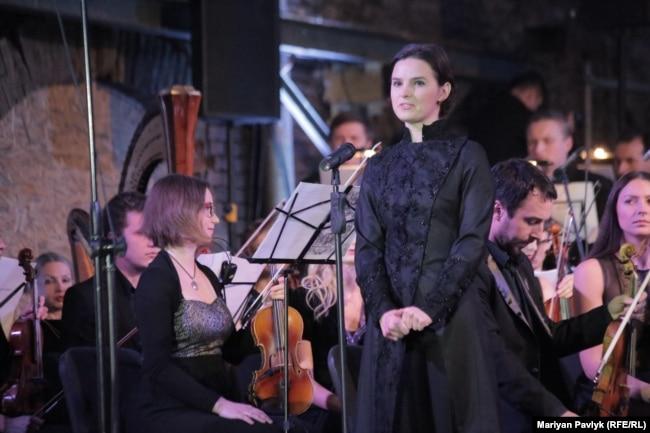Оксана Линів – перша жінка-диригент Опери австрійського Ґраца