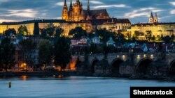 Pamje e një pjese të Pragës