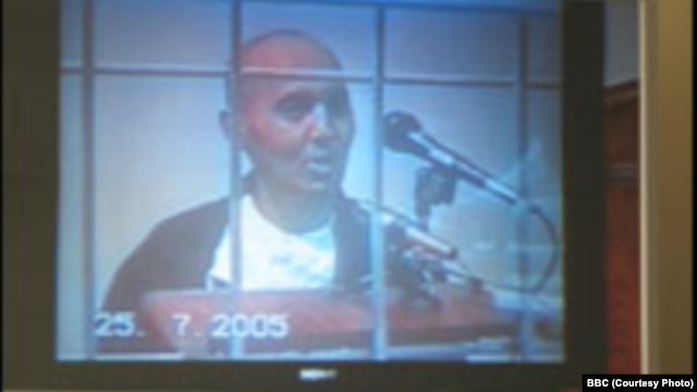 Akram Yuldashev allegedly confessed on Uzbekistan's state-controlled television to organizing the May 2005 protests in Andijon.