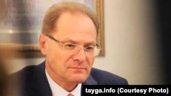 Бывший губернатор Новосибирской области Василий Юрченко. Фото tayga.info