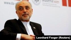 Шефот на иранската организација за атомска енергија, Али Акбар Салехи.