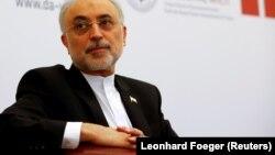 İran Atom Enerjisi Təşkilatının başçısı Əli Əkbər Salehi