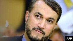 Иранскиот заменик министер за надворешни работи Хосеин Амир Абдолахиан