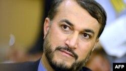 Иранскиот заменик министер за надворешна политика, Хосеин Амир Абдолахиан
