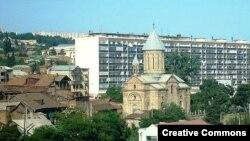 Армянская церковь Сурб Эчмиадзин в Аблабаре, Тбилиси