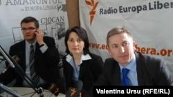 Dorin Durșceac, Olga Coptu, Oleg Josan