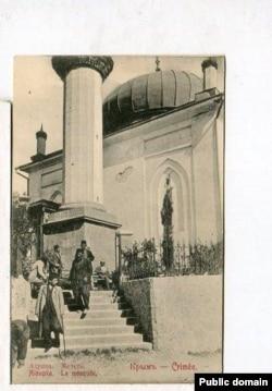 Мечеть в Алупке